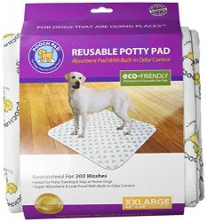 PoochPad 48-Inch by 48-Inch Pet Training Pad, XX-Large